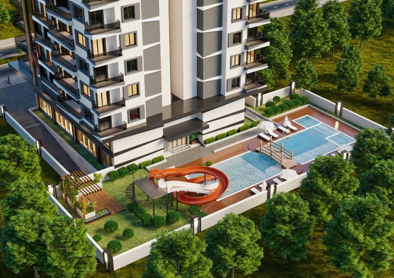 Новый инвестиционный проект в Махмутларе - Фото 5