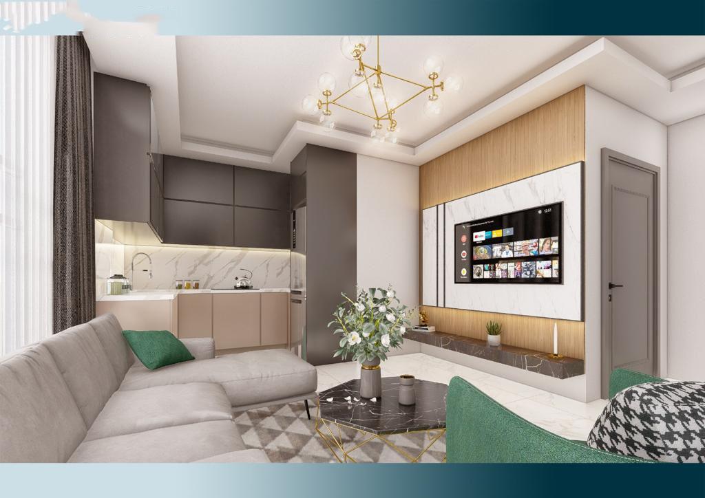 Апартаменты в новом комплексе по привлекательным ценам в Махмутларе - Фото 6