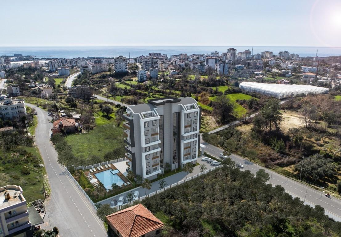 Новый проект жилого комплекса в Авсалларе - Фото 4