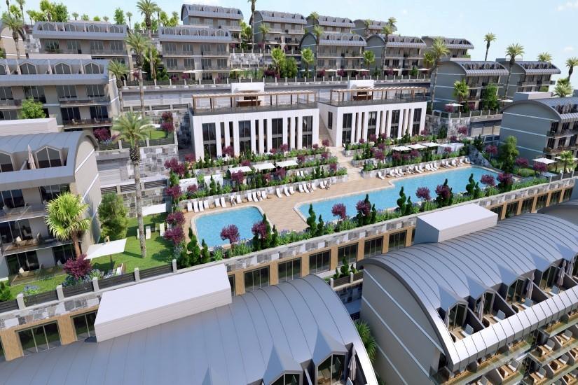 Новый масштабный инвестиционный проект в районе Конаклы - Фото 4