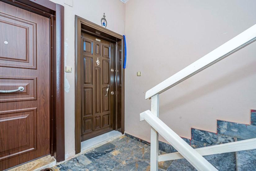 Трёхкомнатная квартира в центре Алании - Фото 7