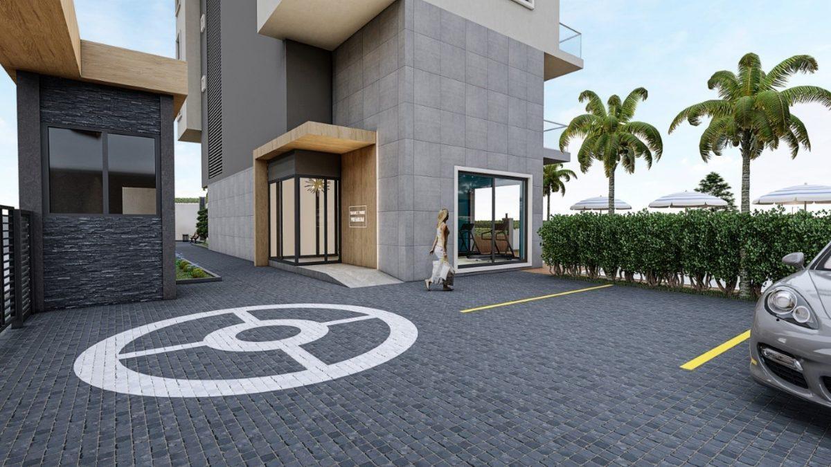 Привлекательный проект жилого комплекса в европейском районе Алании Оба - Фото 6