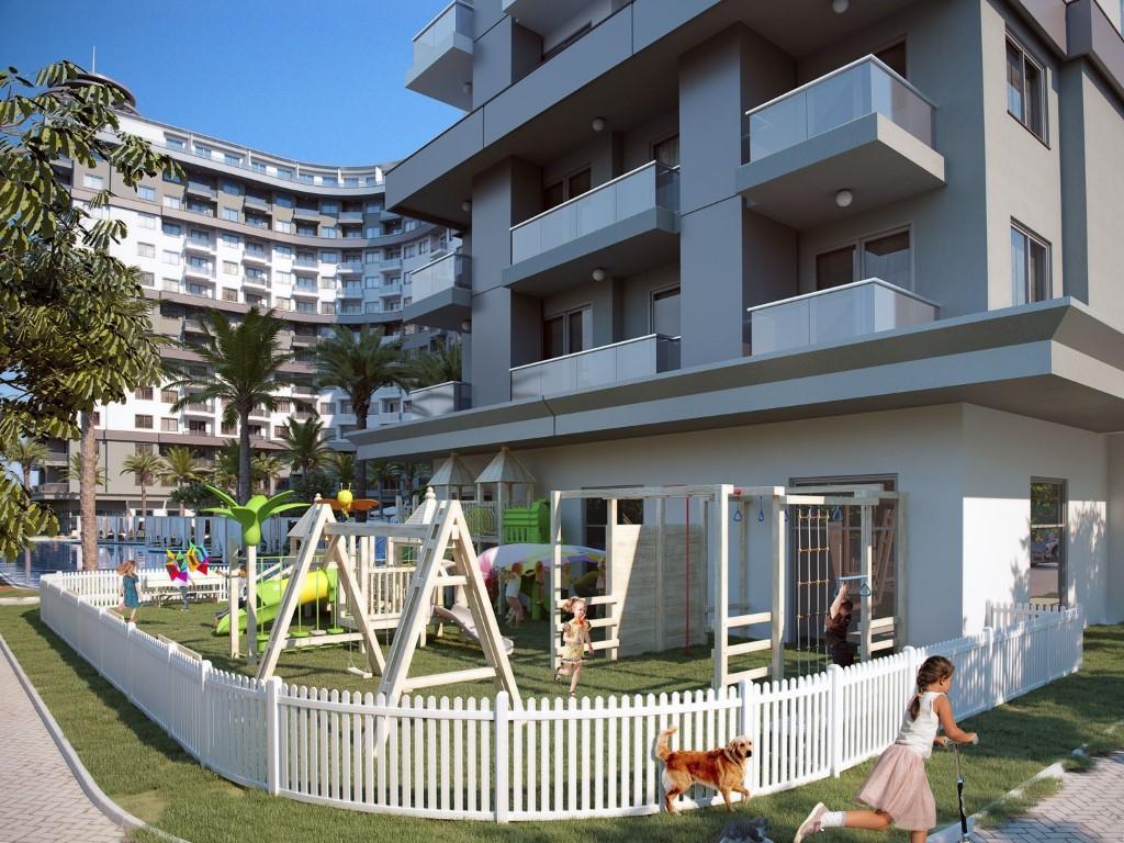 Апартаменты в новом ЖК в Махмутларе - Фото 4
