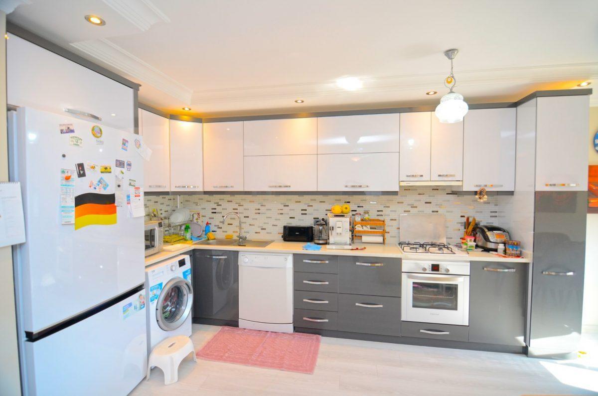 Просторная меблированная квартира 2+1 в Махмутларе - Фото 18