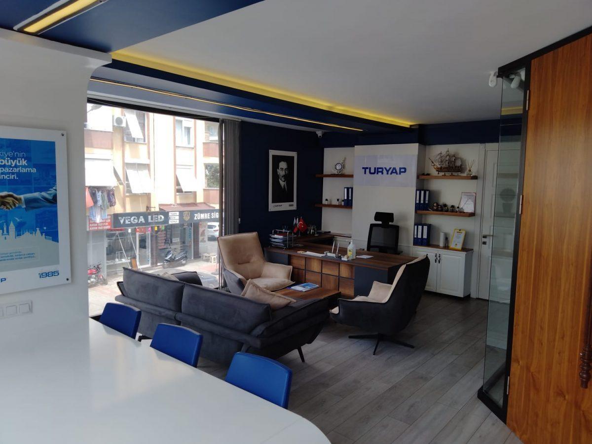 Офис с удачной локацией в центре Алании - Фото 5