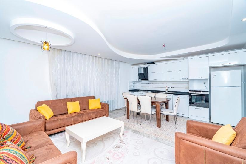 Квартира 2+1 в современном комплексе в Джикджилли - Фото 6