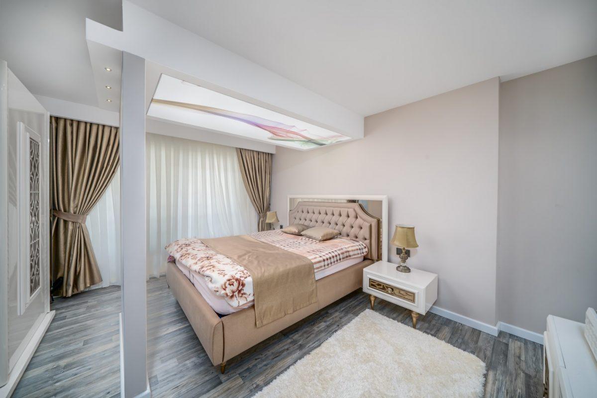 Меблированная квартира в комплексе с богатой инфраструктурой в Кыргыджак - Фото 23