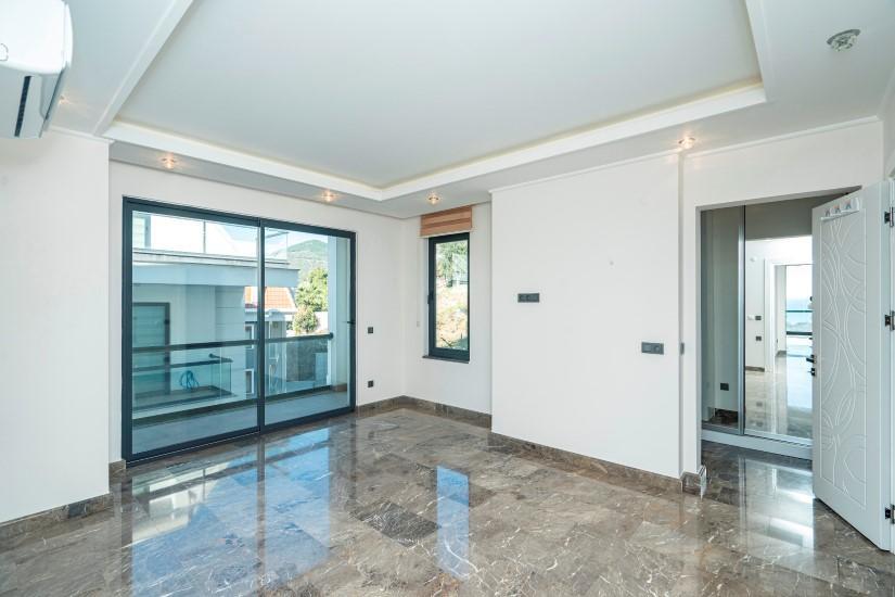 Видовая квартира 2+1 в комплексе люкс в Алании рядом со смотровой площадкой - Фото 9