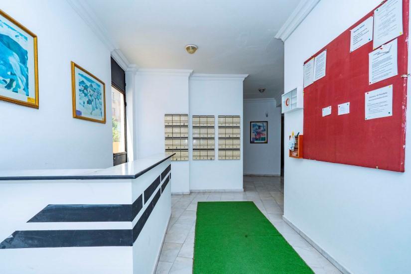 Двухкомнатные апартаменты на высоком этаже в центре Алании - Фото 8
