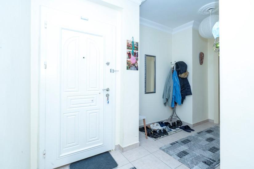 Трёхкомнатные апартаменты в центре Алании - Фото 8