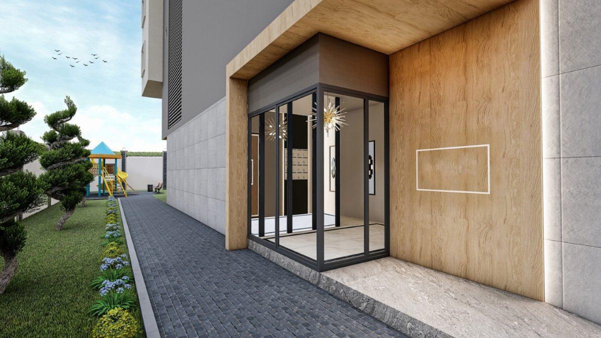Привлекательный проект жилого комплекса в европейском районе Алании Оба - Фото 7