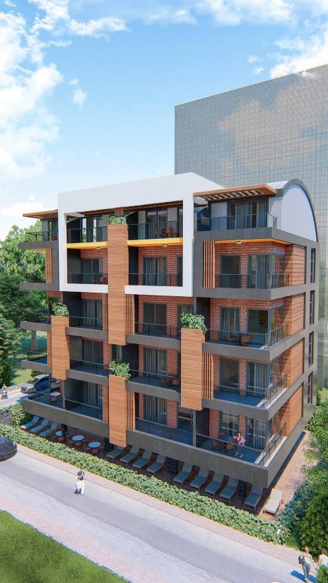 Две квартиры в самом центре города Алании - Фото 6