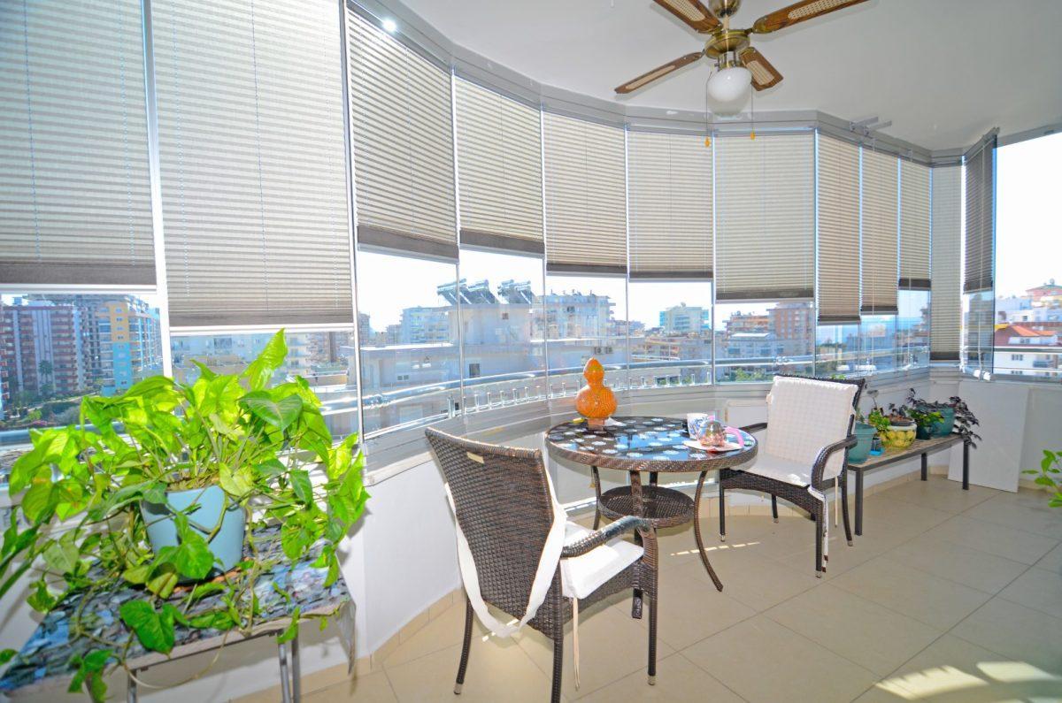 Просторная меблированная квартира 2+1 в Махмутларе - Фото 19