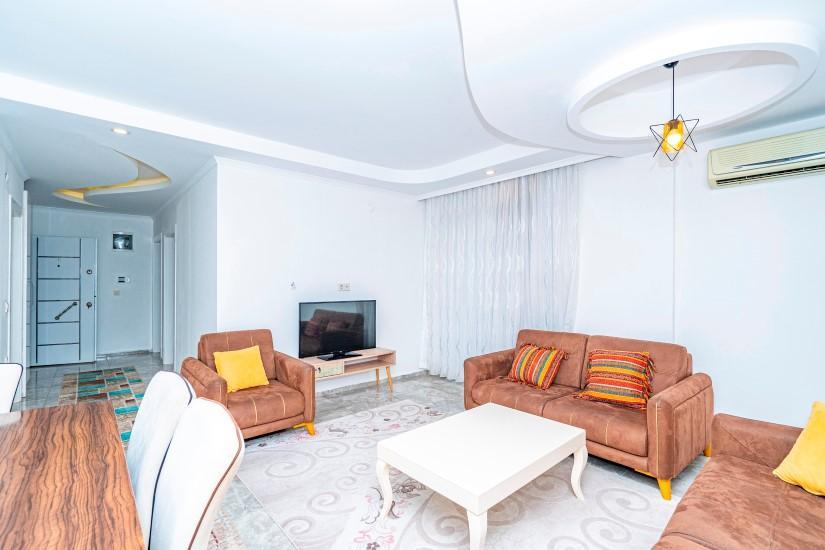 Квартира 2+1 в современном комплексе в Джикджилли - Фото 7