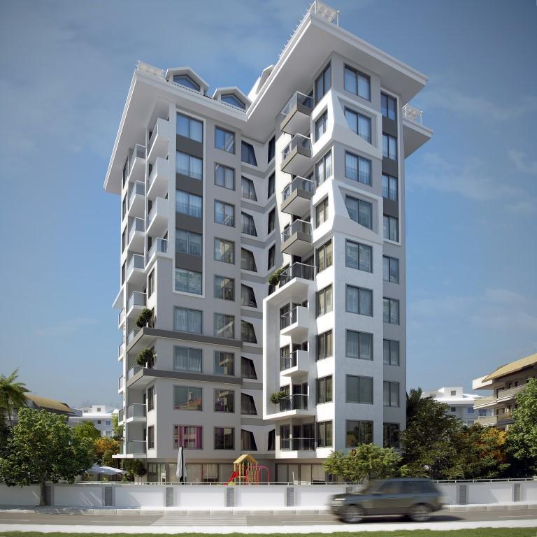 Апартаменты в центре Алании по ценам от застройщика - Фото 2