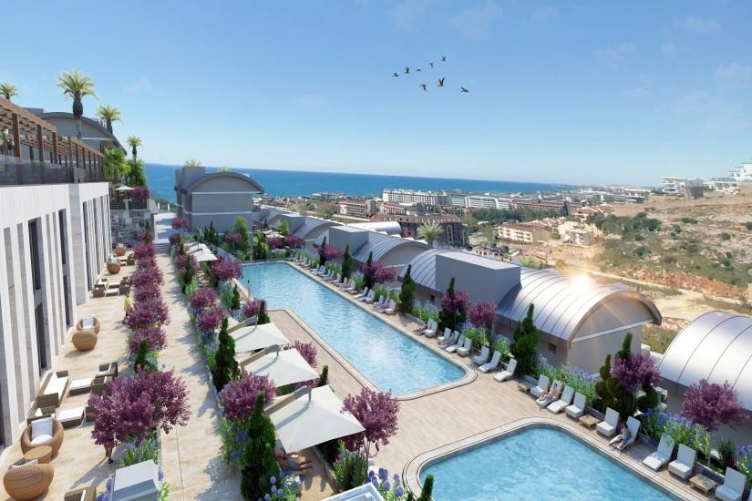 Новый масштабный инвестиционный проект в районе Конаклы - Фото 6