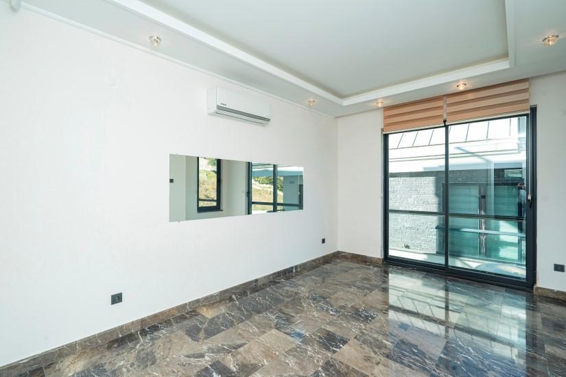 Видовая квартира 2+1 в комплексе люкс в Алании рядом со смотровой площадкой - Фото 8