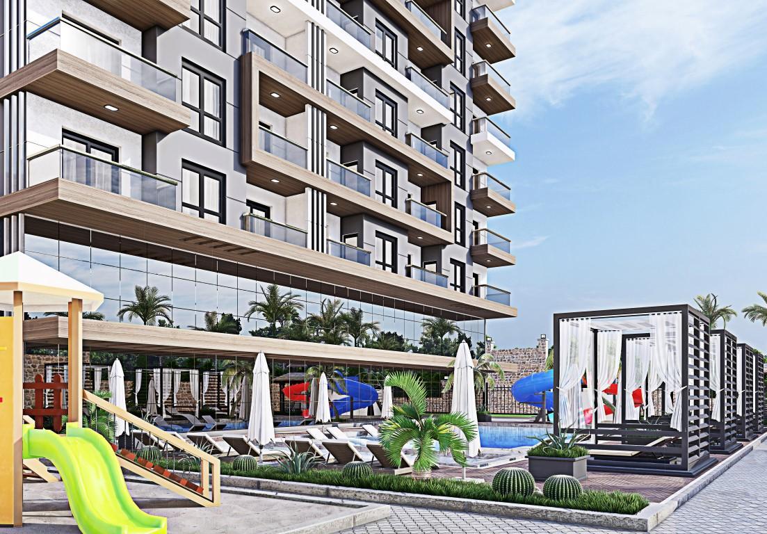 Новый инвестиционный проект в районе Тосмур - Фото 8