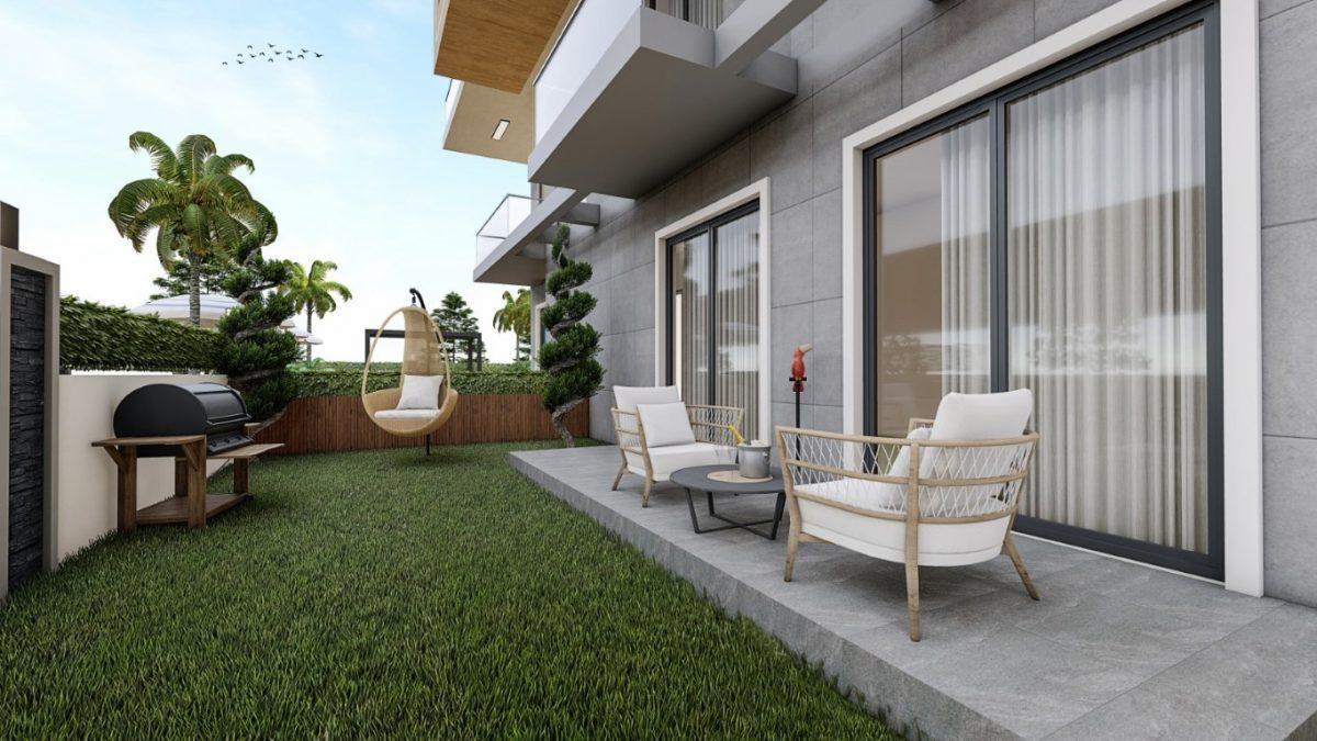 Привлекательный проект жилого комплекса в европейском районе Алании Оба - Фото 8