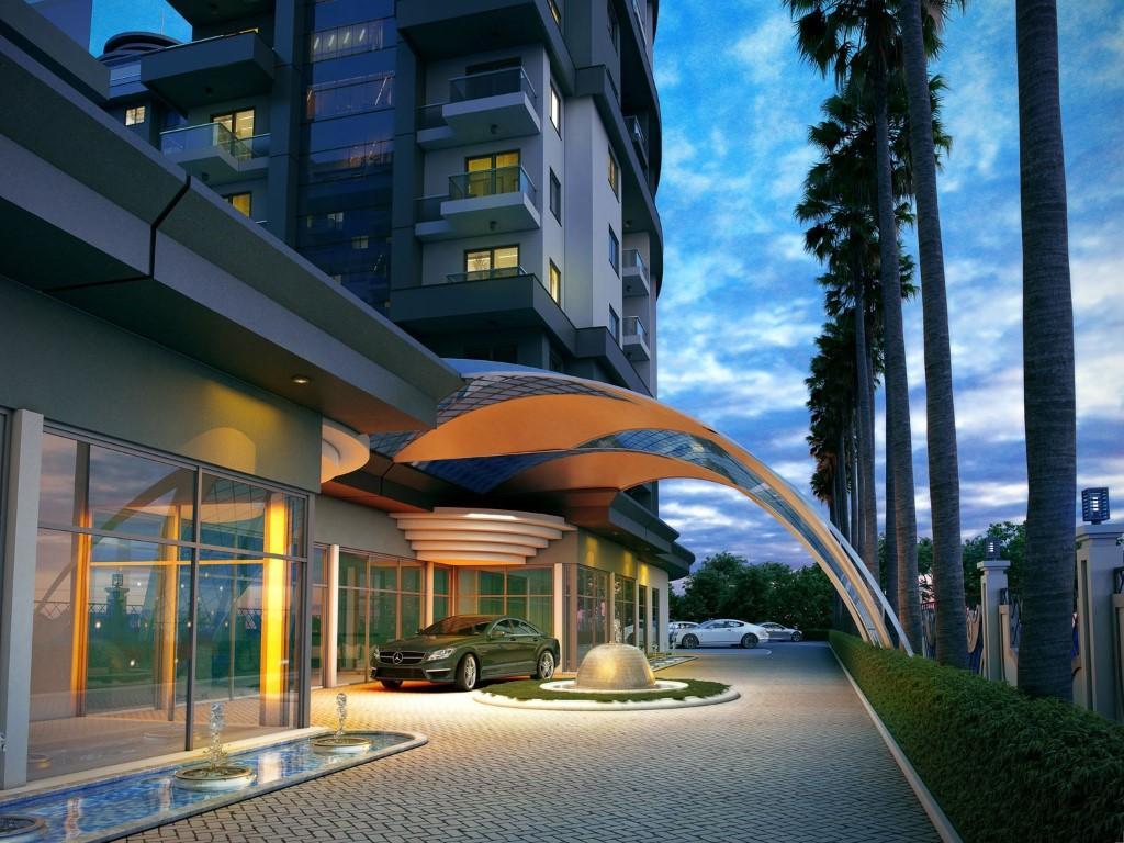 Двухкомнатные апартаменты в комплексе с богатой инфраструктурой - Фото 9
