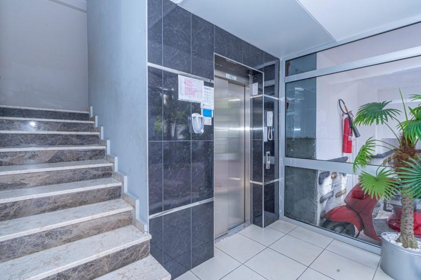 Трехкомнатная квартира с мебелью в Джикджилли  - Фото 7