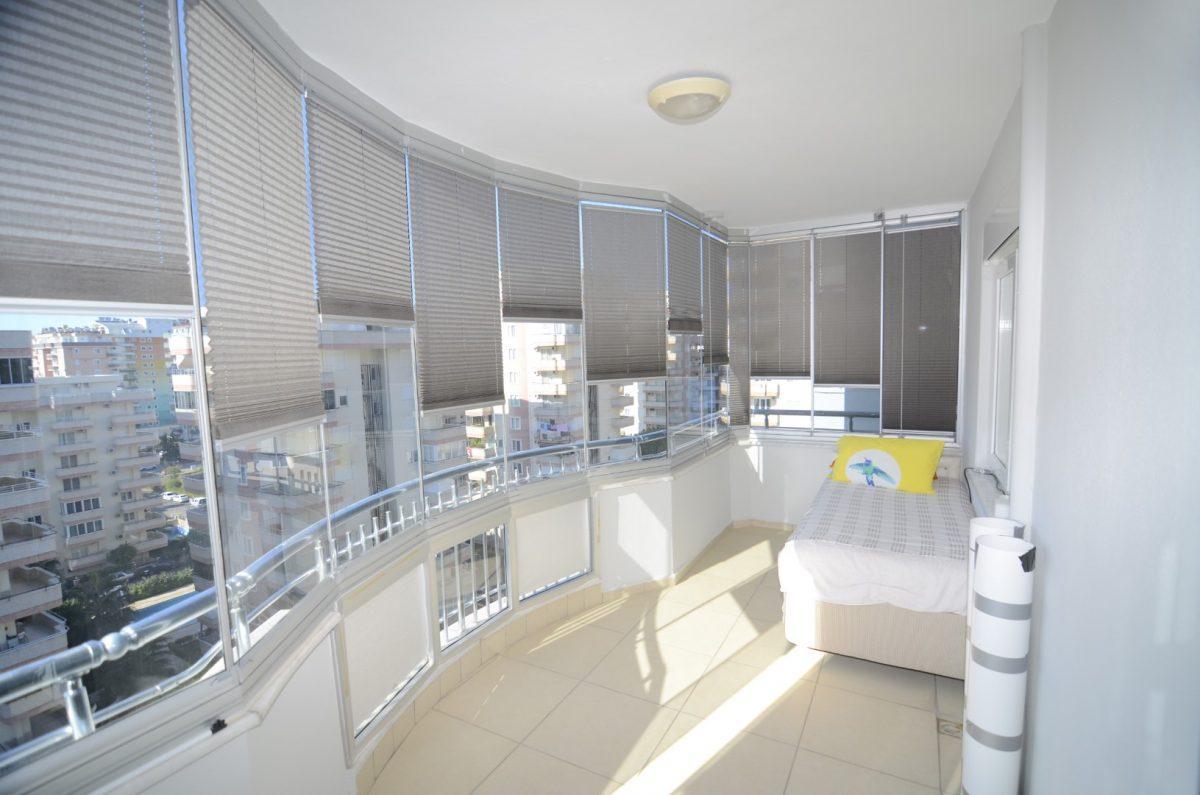 Просторная меблированная квартира 2+1 в Махмутларе - Фото 20