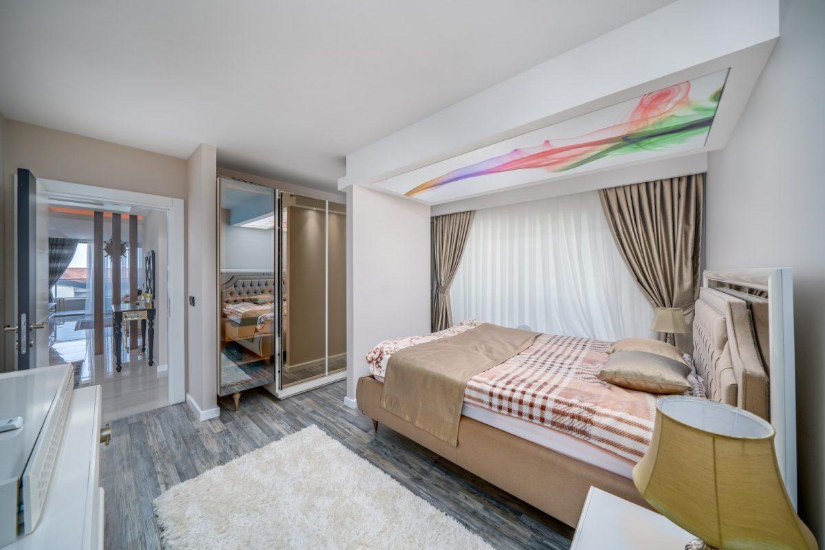 Меблированная квартира в комплексе с богатой инфраструктурой в Кыргыджак - Фото 24