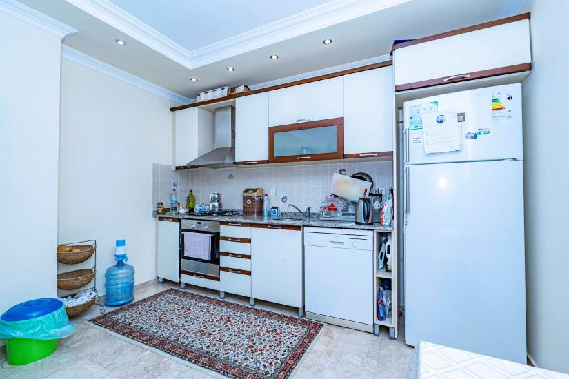 Просторная меблированная квартира 2+1 в Джикджилли - Фото 13