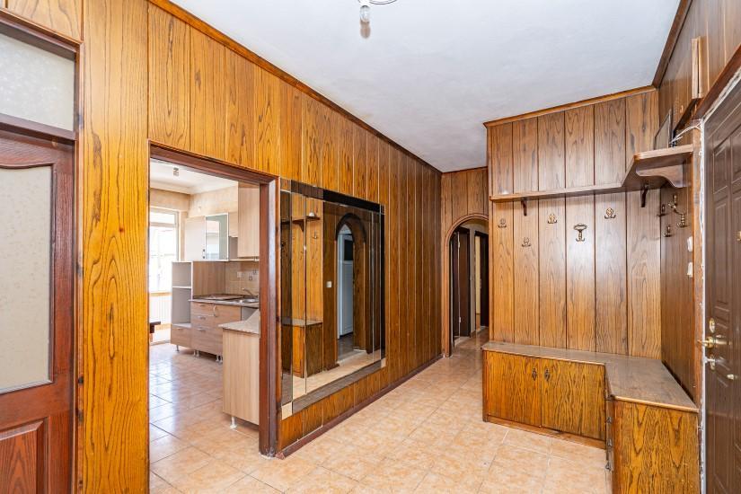 Недорогая просторная четырех комнатная квартира в самом центре Алании - Фото 8