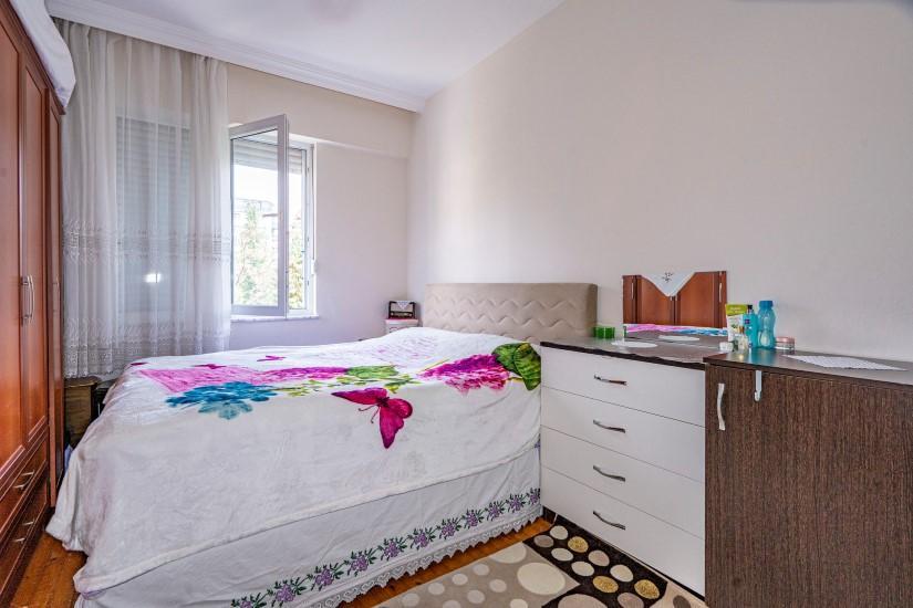 Недорогая трехкомнатная квартира в районе пляжа Клеопатра - Фото 10