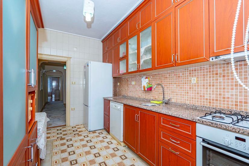 Трёхкомнатная квартира в центре Алании - Фото 10