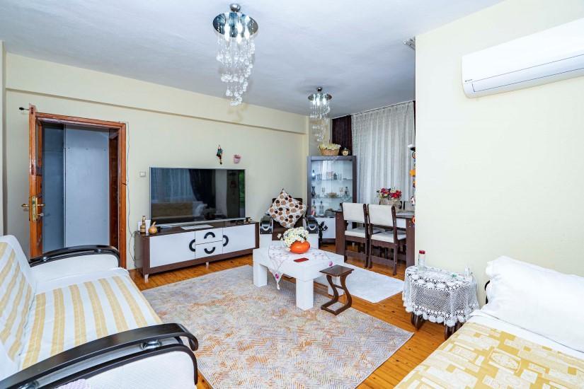 Апартаменты 2+1 в центре Алании - Фото 1