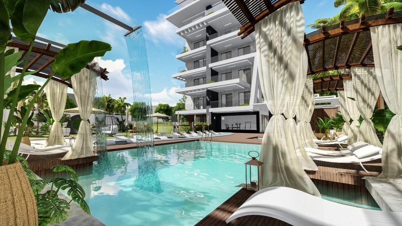 Новые квартиры на первой береговой линии в районе Кестель - Фото 9