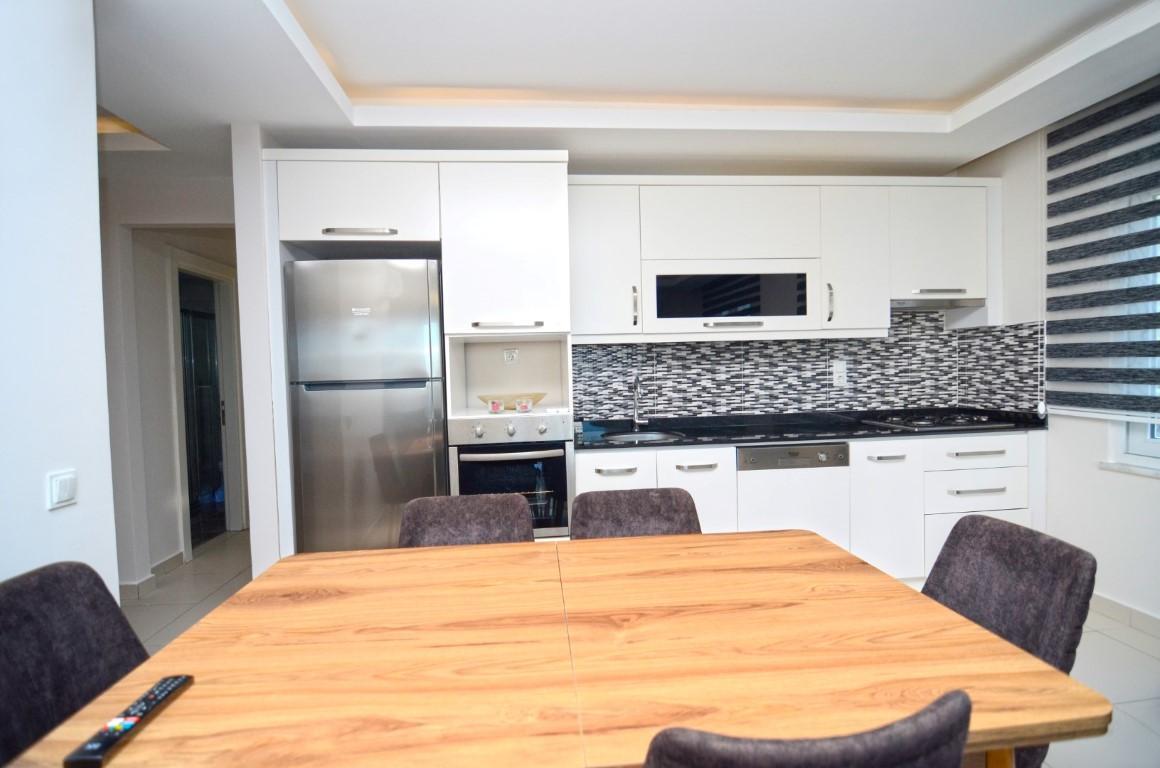 Просторные апартаменты для всей семьи в Махмутларе по привлекательной цене - Фото 9