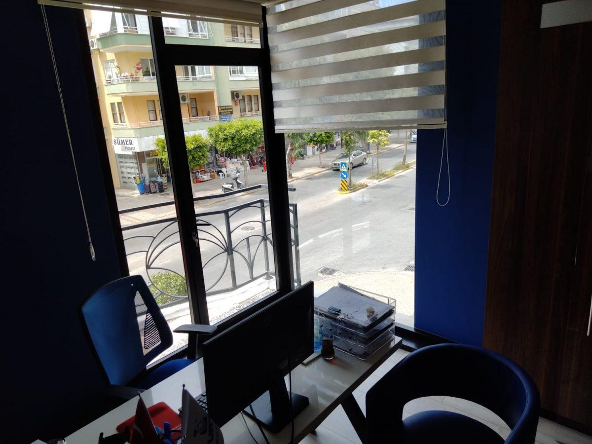Офис с удачной локацией в центре Алании - Фото 7