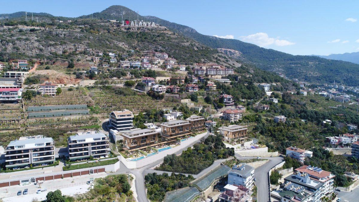 Cтроительство нового жилого комплекса в самом центре города Алании  - Фото 10
