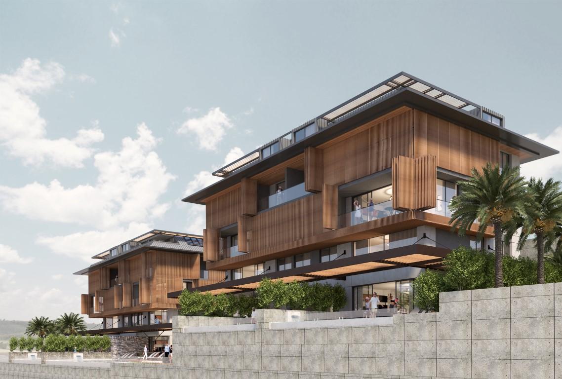 Cтроительство нового жилого комплекса в самом центре города Алании  - Фото 4