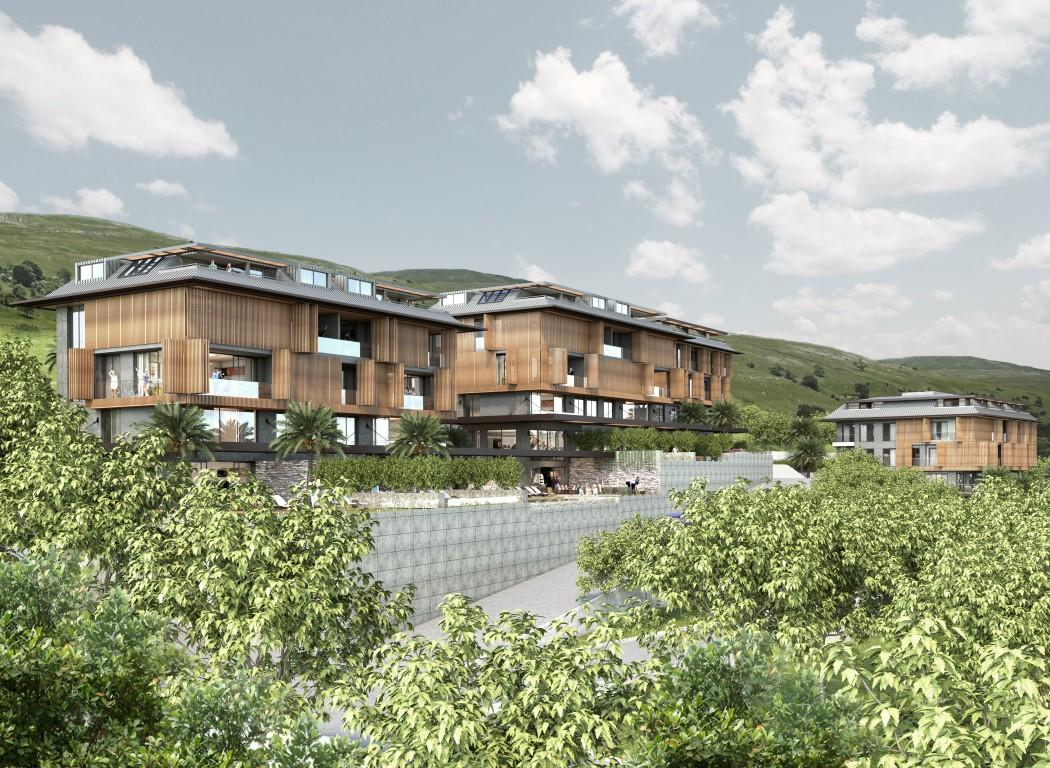 Cтроительство нового жилого комплекса в самом центре города Алании  - Фото 8