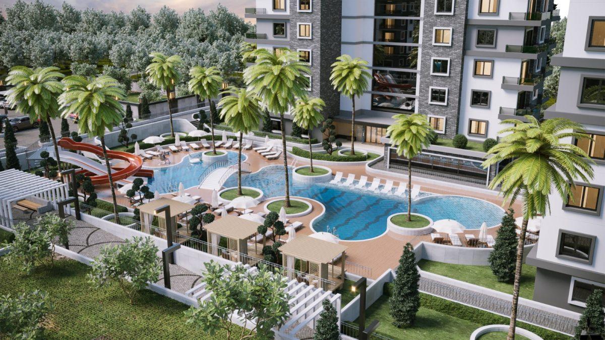 Новые апартаменты по ценам от застройщика в Авсалларе - Фото 23