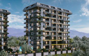 Новые апартаменты по ценам от застройщика в Авсалларе