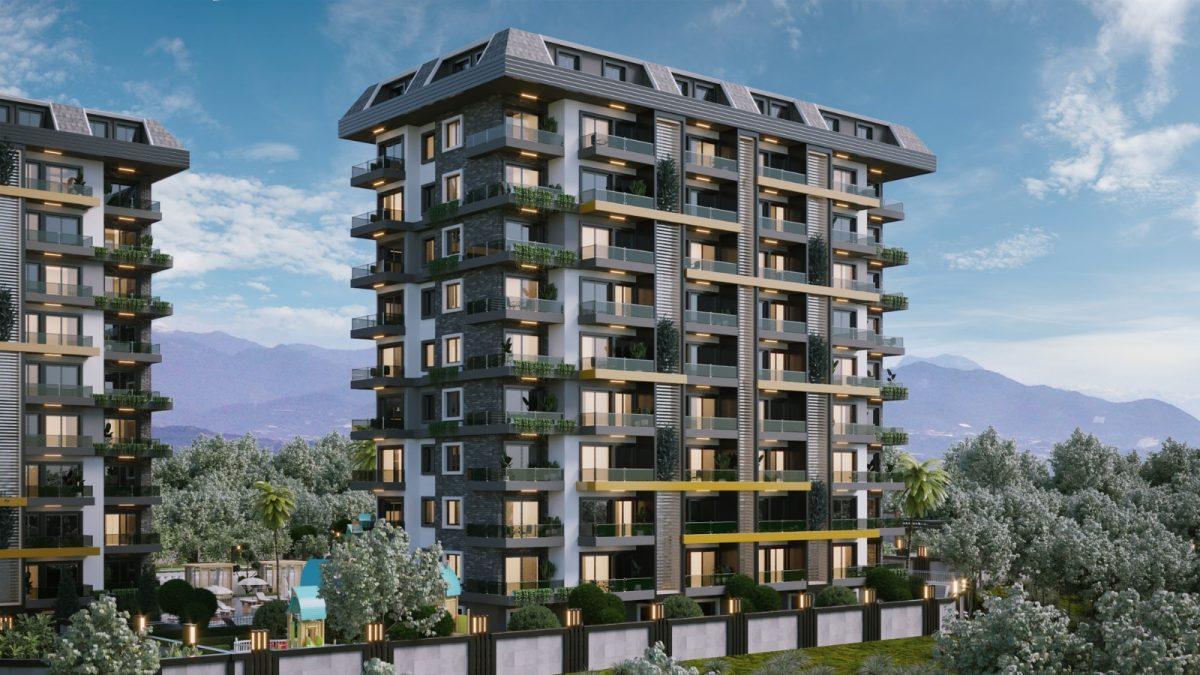 Новые апартаменты по ценам от застройщика в Авсалларе - Фото 8