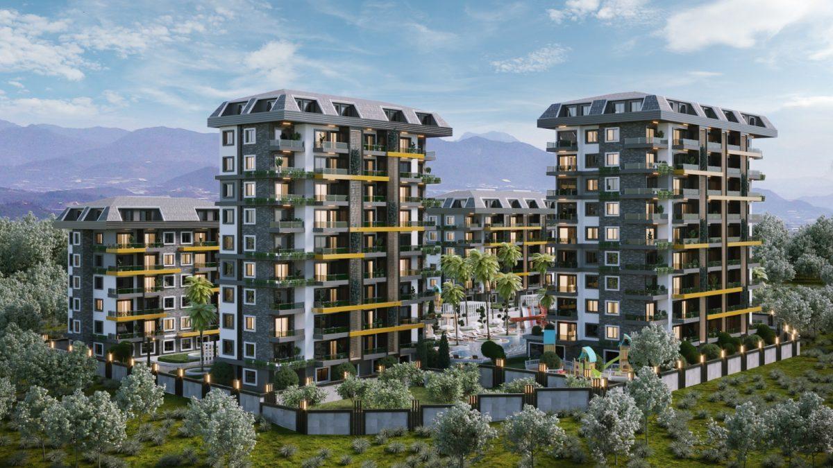 Новые апартаменты по ценам от застройщика в Авсалларе - Фото 11