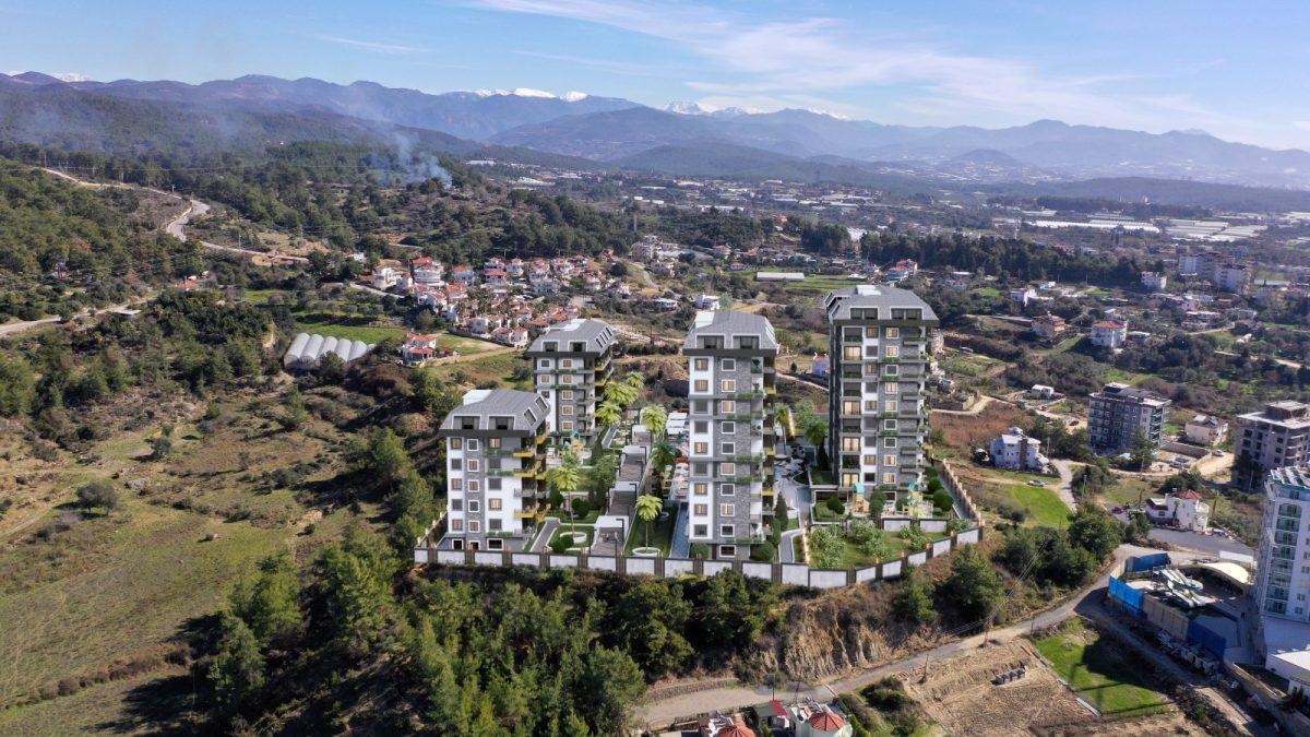 Новые апартаменты по ценам от застройщика в Авсалларе - Фото 13