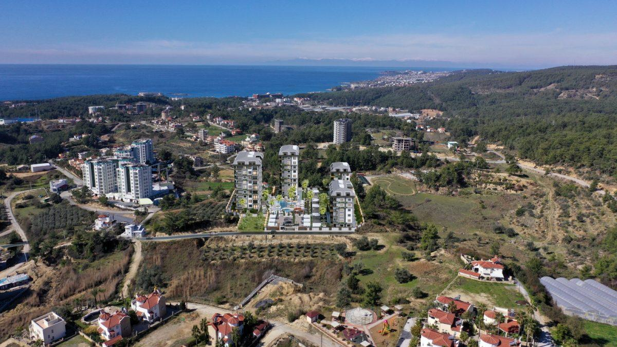 Новые апартаменты по ценам от застройщика в Авсалларе - Фото 16