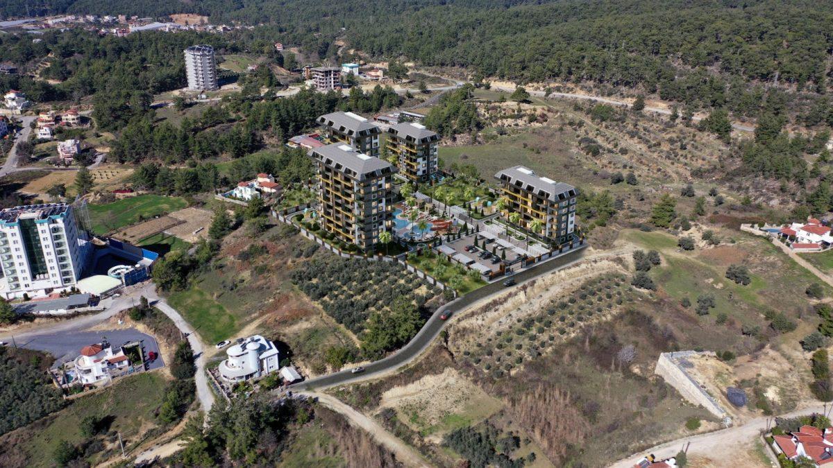 Новые апартаменты по ценам от застройщика в Авсалларе - Фото 17