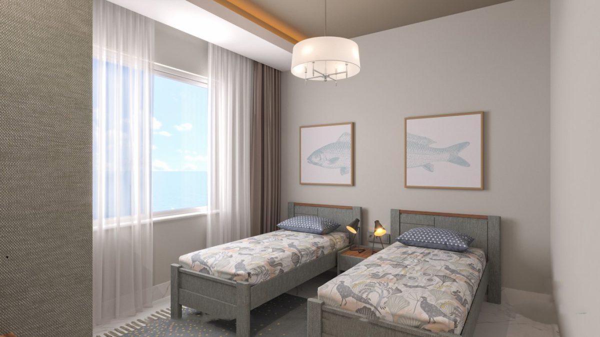 Новые квартиры в районе Авсаллар - Фото 10