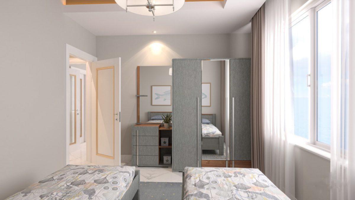 Новые квартиры в районе Авсаллар - Фото 11