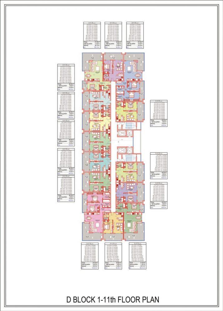 Апартаменты в комплексе премиум класса в Махмутларе - Фото 10