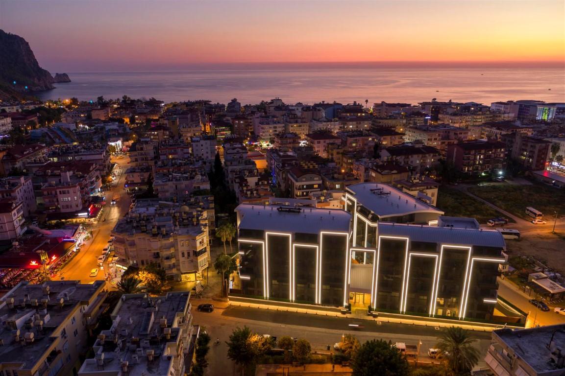 Комплекс в центре Алании рядом с пляжем Клеопатра - Фото 7