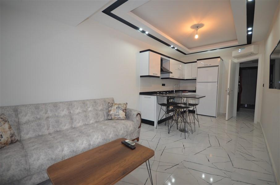 Двухкомнатные апартаменты в центре Алании по выгодной цене - Фото 3